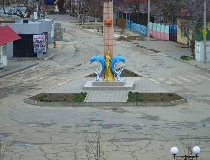 Веб-камера Кирилівка центр