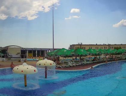 Веб-камера аквапарка Кирилловки